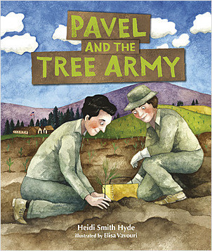 Cover: Pavel and the Tree Army