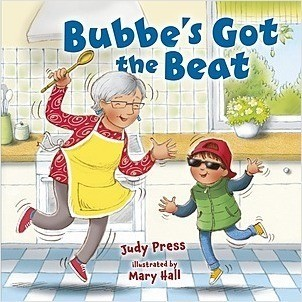 Cover: Bubbe's Got the Beat