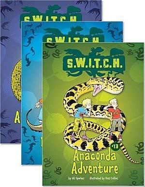 Cover: S.W.I.T.C.H. — eBook Set