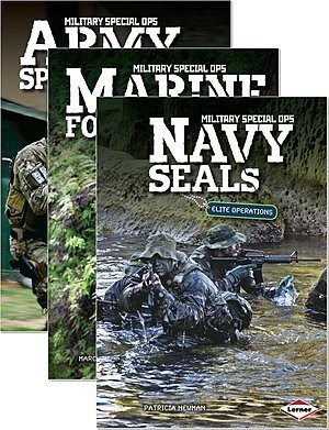 Cover: Military Special Ops — eBook Set