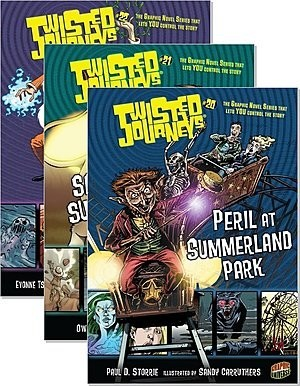 Cover: Twisted Journeys ® — eBook Set