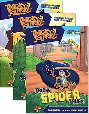 Cover: Tricky Journeys ™ — eBook Set