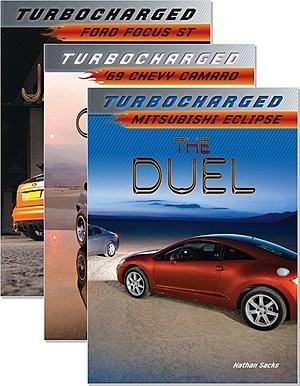 Cover: Turbocharged — eBook Set