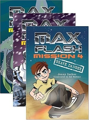 Cover: Max Flash — eBook Set