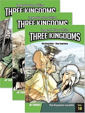 Cover: Three Kingdoms — eBook Set