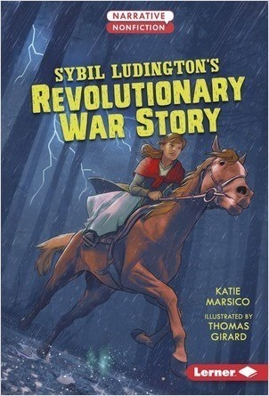 Cover: Sybil Ludington's Revolutionary War Story