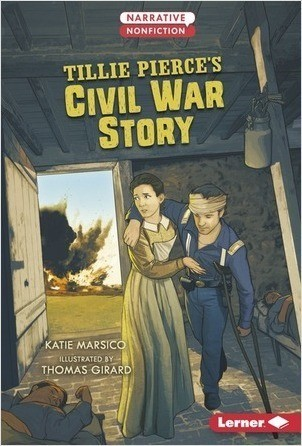 Cover: Tillie Pierce's Civil War Story