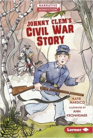 Cover: Johnny Clem's Civil War Story