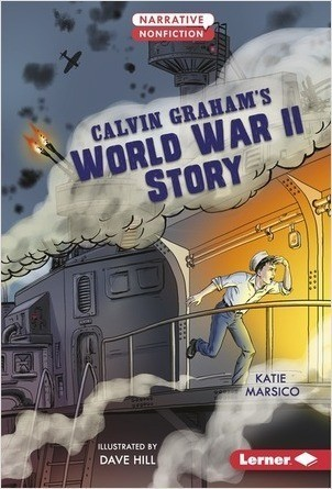 Cover: Narrative Nonfiction: Kids in War — eBook Set