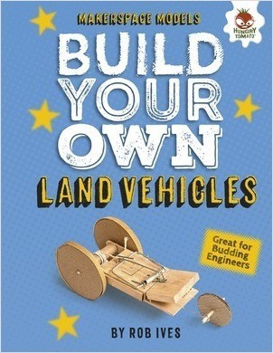Cover: Build Your Own Land Vehicles