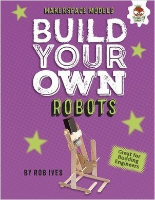 Cover: Build Your Own Robots