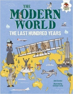 Cover: The Modern World: The Last Hundred Years