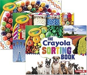 Cover: Crayola ® Concepts — Library Bound Set