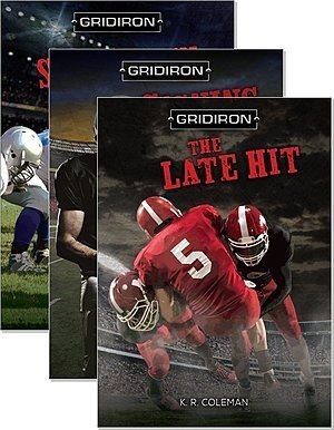 Cover: Gridiron — Library Bound Set
