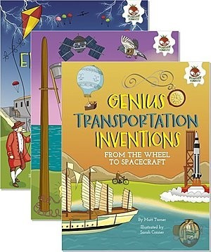 Cover: Incredible Inventions — Hardcover Set