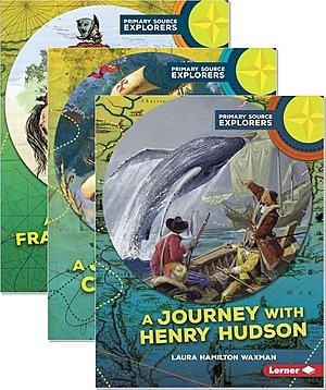 Cover: Primary Source Explorers — Library Bound Set