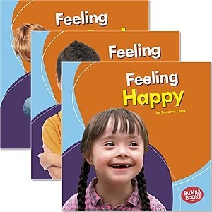 Cover: Bumba Books ™ — Feelings Matter — Paperback Set