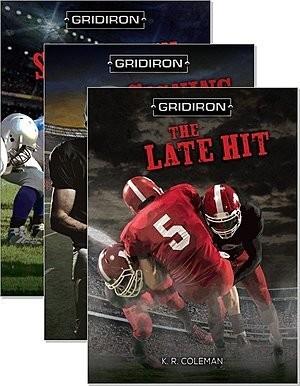 Cover: Gridiron — Paperback Set