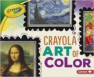 Cover: Crayola ® Colorology ™ — Interactive Books Set
