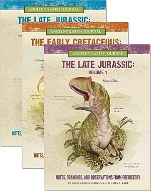 Cover: Ancient Earth Journal — Library Bound Set