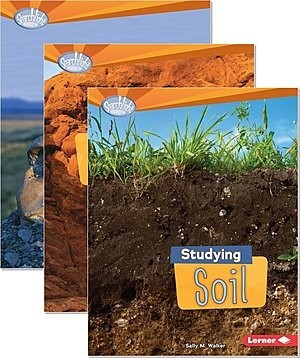Cover: Searchlight Books ™ — Do You Dig Earth Science? — Audisee®—On Level Set