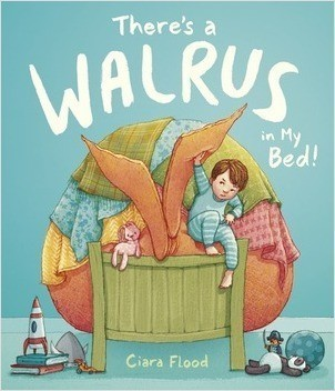 Cover: There's a Walrus in My Bed!