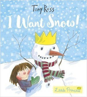 Cover: I Want Snow!