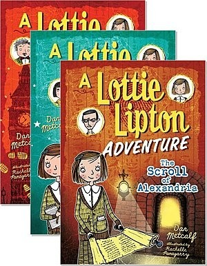 Cover: The Adventures of Lottie Lipton — Library Bound Set