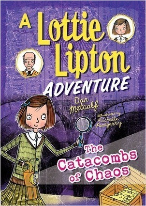 Cover: The Adventures of Lottie Lipton — Paperback Set