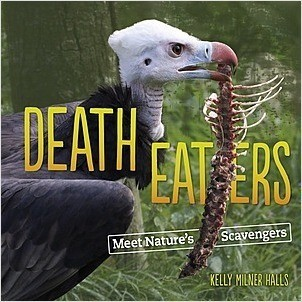 Cover: Death Eaters: Meet Nature's Scavengers