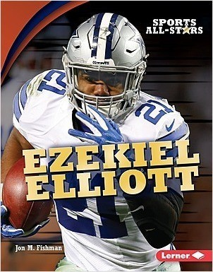 Cover: Ezekiel Elliott