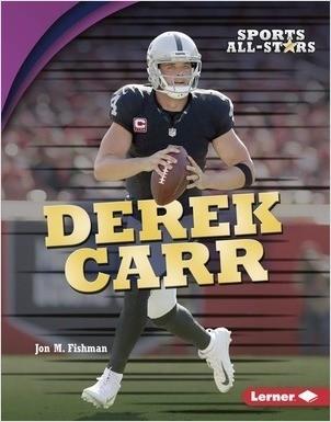 Cover: Derek Carr