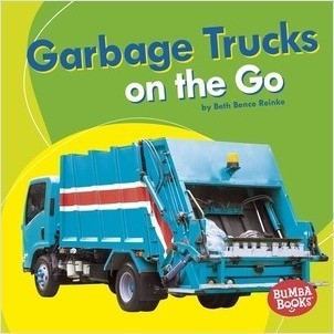 Cover: Garbage Trucks on the Go