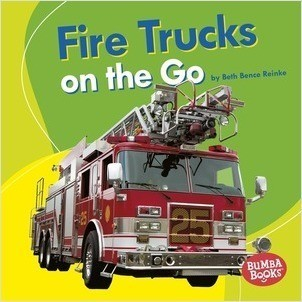 Cover: Fire Trucks on the Go