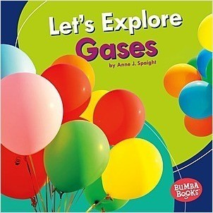 Cover: Let's Explore Gases