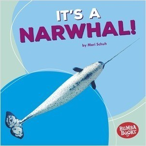Cover: It's a Narwhal!