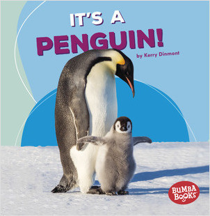 Cover: It's a Penguin!