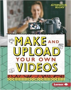 Cover: Make and Upload Your Own Videos