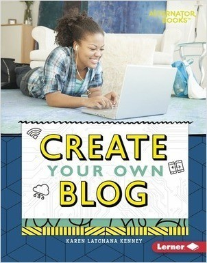 Cover: Create Your Own Blog