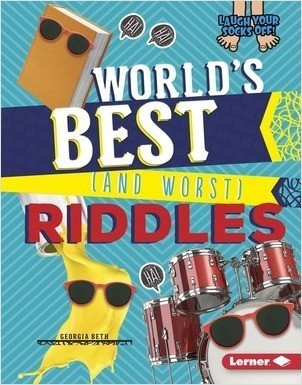 Cover: World's Best (and Worst) Riddles