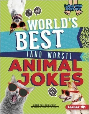Cover: World's Best (and Worst) Animal Jokes