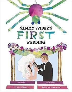 Cover: Sammy Spider's First Wedding
