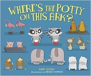 Cover: Where's the Potty on This Ark?