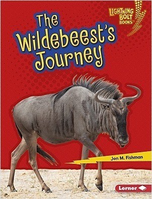 Cover: The Wildebeest's Journey