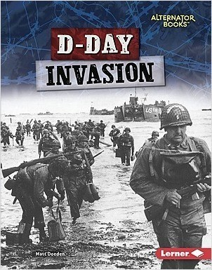 Cover: D-Day Invasion