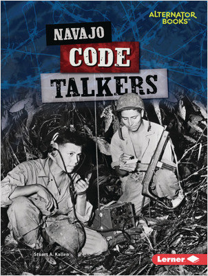 Cover: Navajo Code Talkers