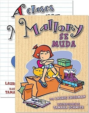 Cover: Mallory en español (Mallory in Spanish) — eBook Set