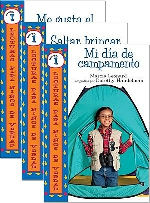 Cover: Lecturas para niños de verdad — Nivel 1 (Real Kids Readers — Level 1) — eBook Set