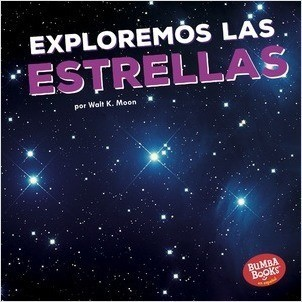 Cover: Exploremos las estrellas (Let's Explore the Stars)