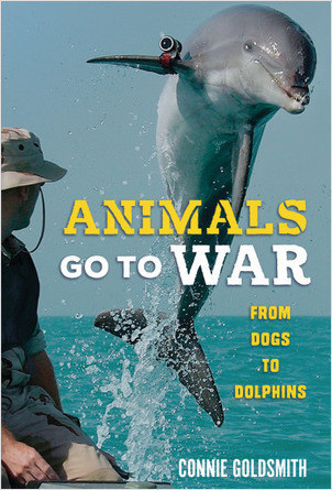 Cover: Animals Go to War: From Dogs to Dolphins